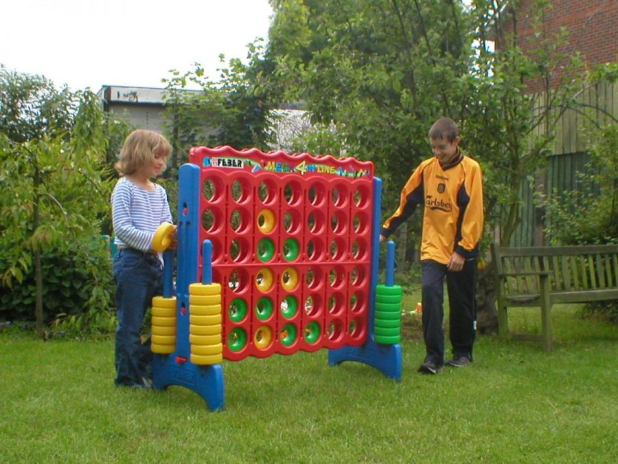 Giant Mega 4 - Connect 4 Party Game Hire, Itchen, Bitterne, Southampton