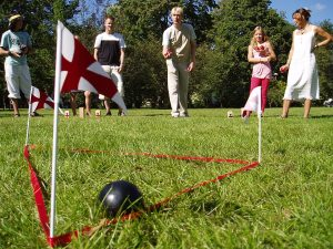 tournament of knights lawn garden game hire southampton hampshire