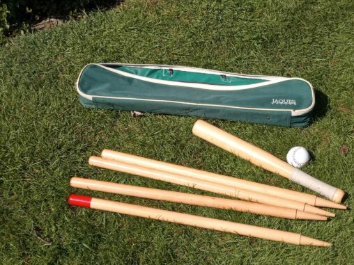 Rounders set for hire - Family BBQ and Picnics, Southampton area
