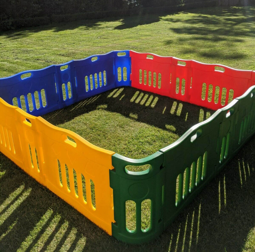 Large play area for hire for family parties, weddings, etc - Southampton area