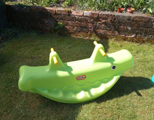 Little Tikes Whale Seesaw to hire Southampton area