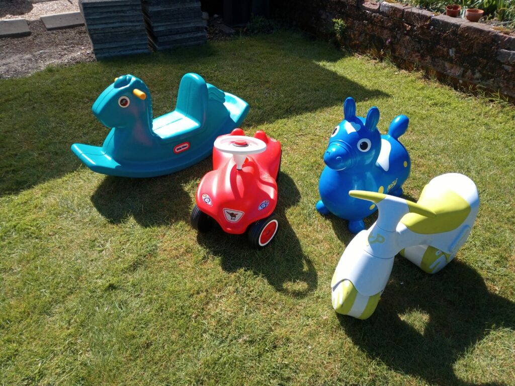 Toys for Toddlers hire in Southampton, UK area - Party Equipment Hire