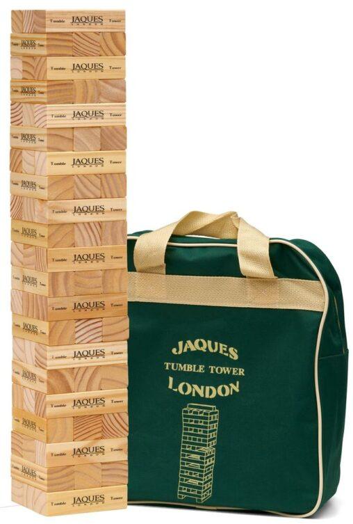 Jaques Tumble Tower - table top family jenga