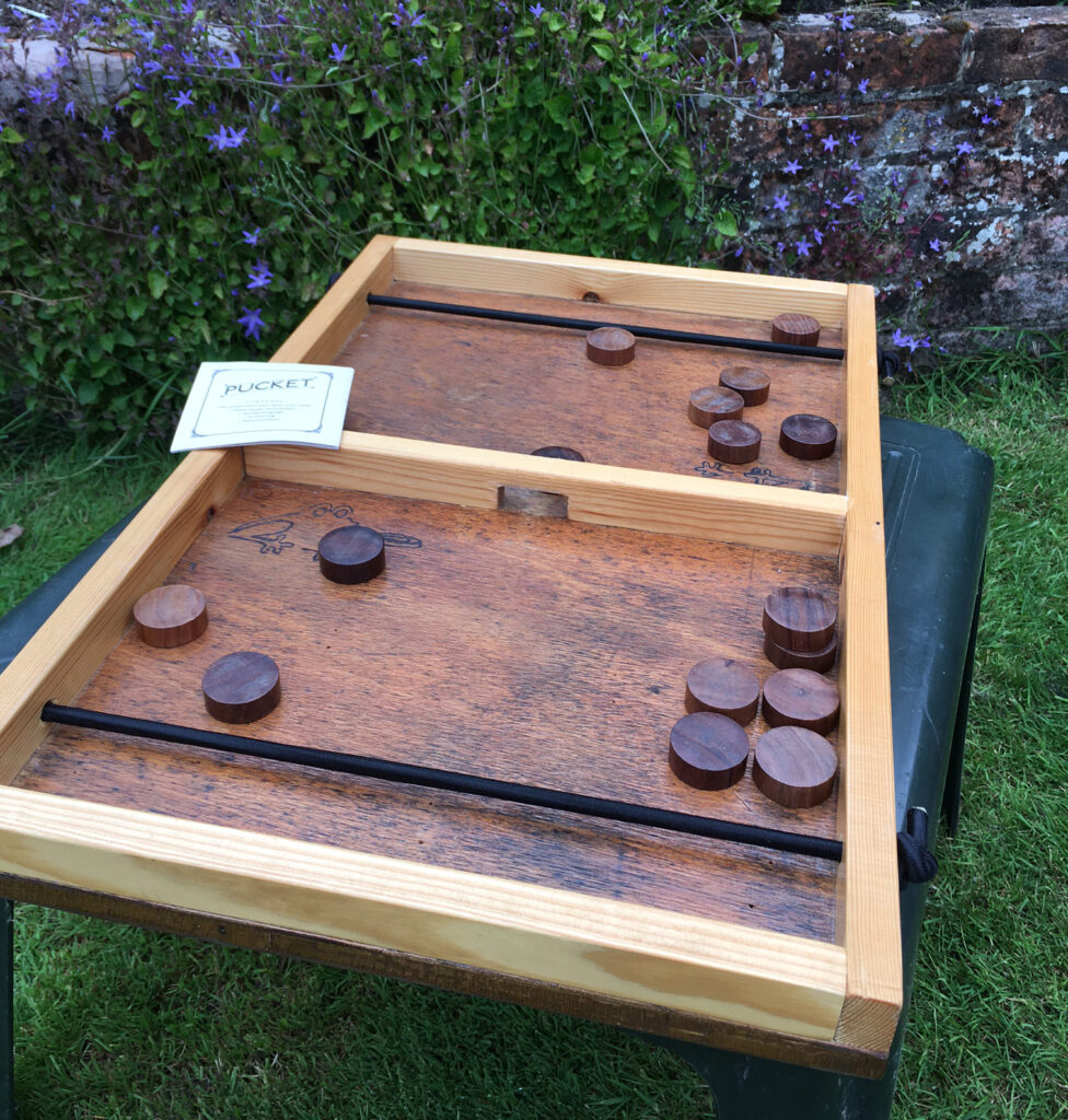 Pucket family game for hire in Southampton Hampshire